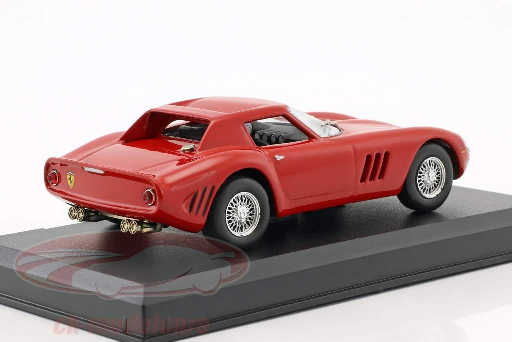Ferrari 250 GTO anno di costruzione 1964 rosso 1:43 Altaya
