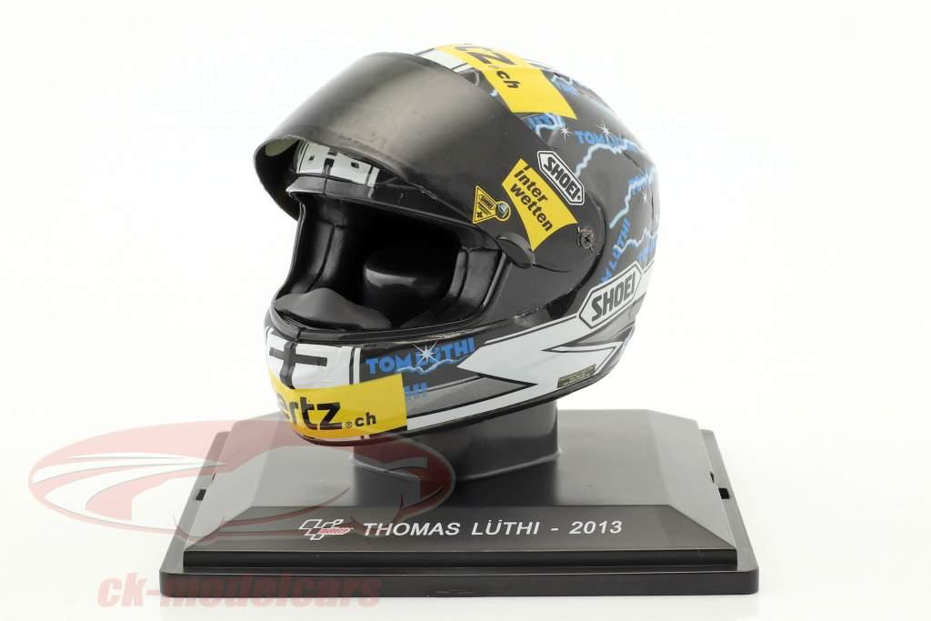 Thomas Lüthi Moto2 2013 casco 1:5 Altaya