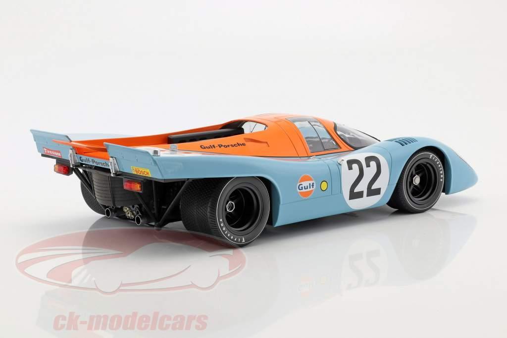 Porsche 917K #22 24h LeMans 1970 Hailwood, Hobbs 1:12 Minichamps