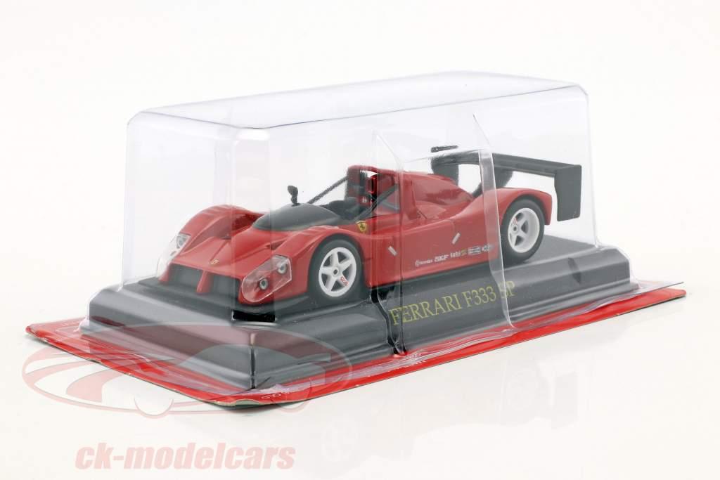 Ferrari F333 SP red 1:43 Altaya
