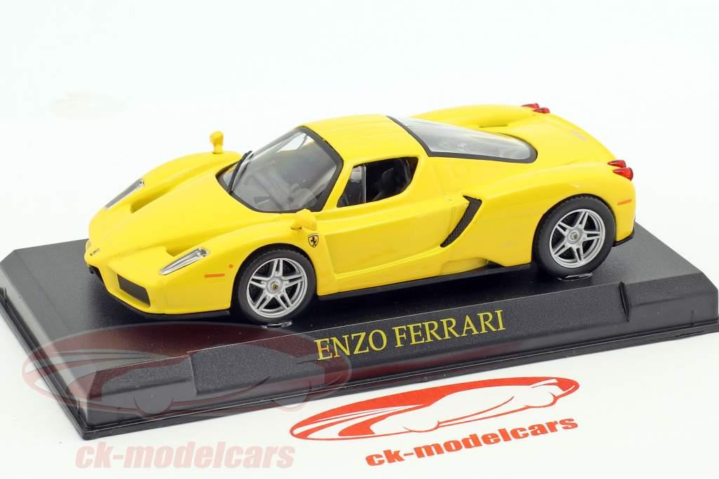 Ferrari Enzo giallo 1:43 Altaya