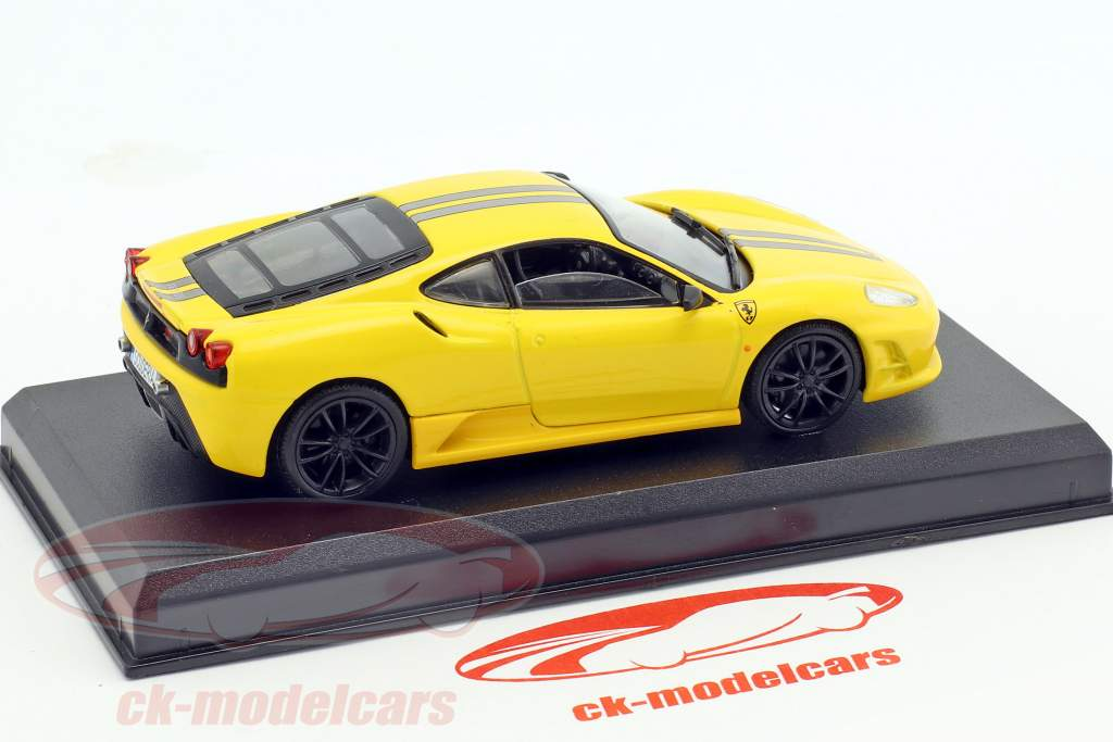 Ferrari F430 Scuderia gelb 1:43 Altaya