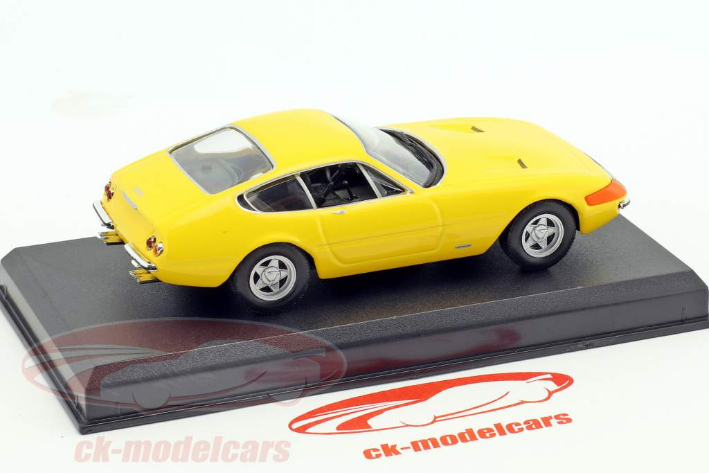 Ferrari 365 GTB/4 Daytona giallo 1:43 Altaya