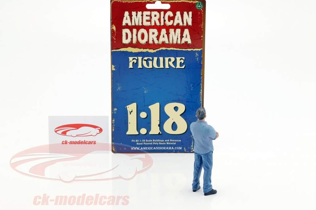 Street Racer Figur II 1:18 American Diorama