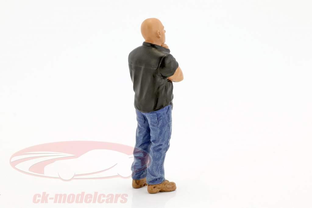 Street Racer figur I 1:18 American Diorama