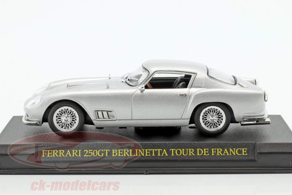 Ferrari 250GT Berlinetta Tour de France argento 1:43 Altaya