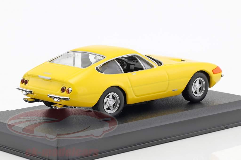 Ferrari 365 GTB/4 Daytona gelb 1:43 Altaya