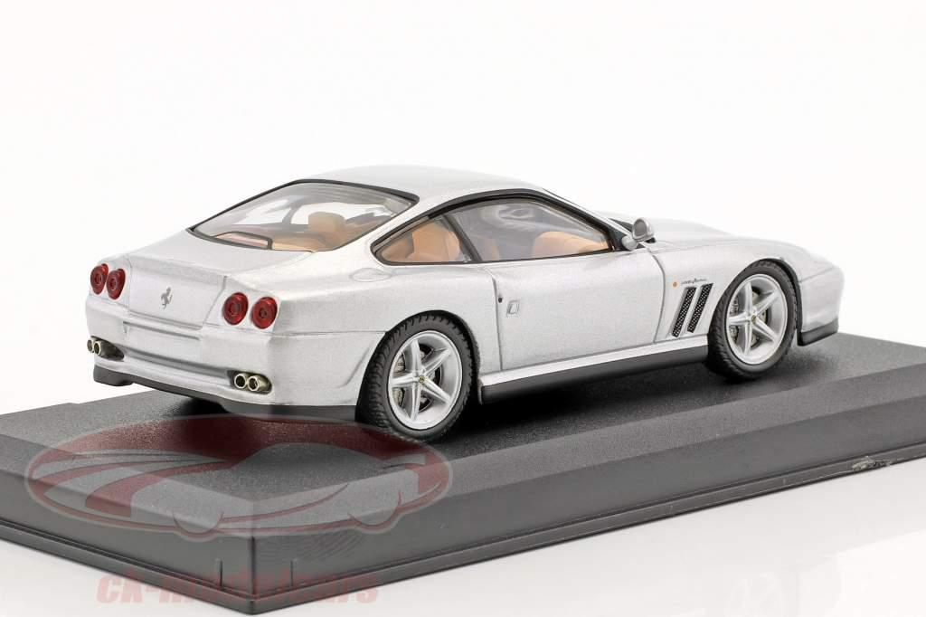 Ferrari 575M Maranello silver 1:43 Altaya