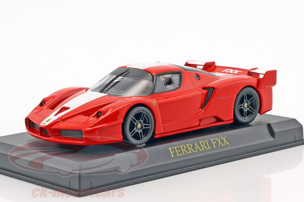 Ferrari FXX rot / weiß 1:43 Altaya
