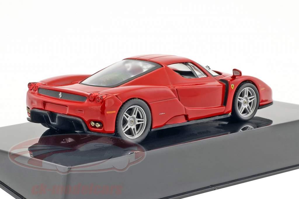 Ferrari Enzo red with showcase 1:43 Altaya