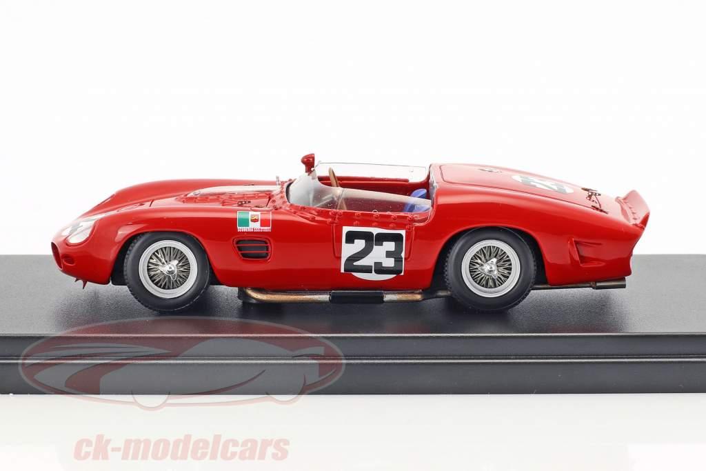 Ferrari 250TRI/61 #23 gagnant 12h Sebring 1962 Bonnier, Bianchi 1:43 LookSmart