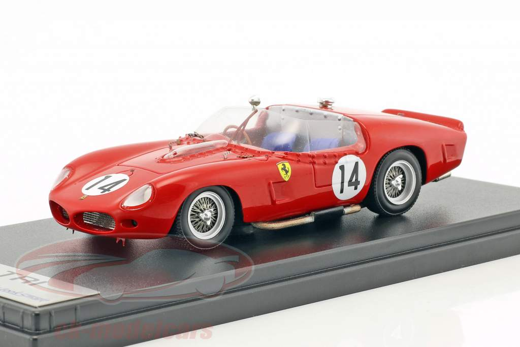 Ferrari 250TRI/61 #14 gagnant 12h Sebring 1961 Hill, Gendebien 1:43 LookSmart