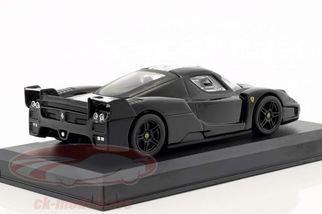 Ferrari FXX anno 2005-2006 nero / bianco 1:43 Altaya