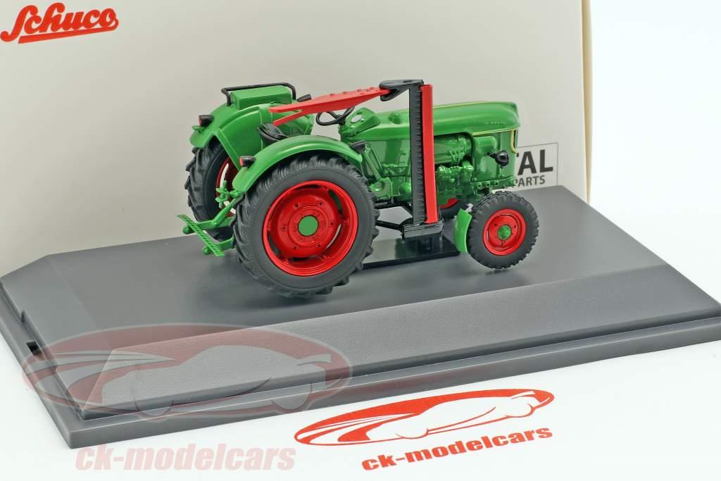 Deutz D40 L Traktor vert 1:43 Schuco