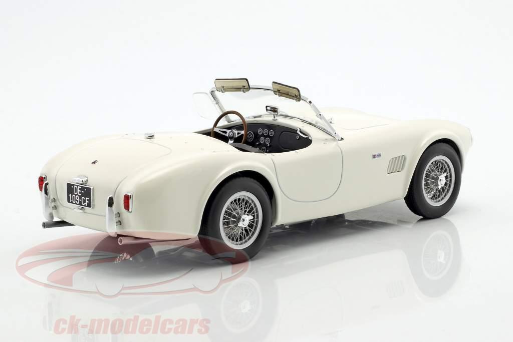 AC Cobra 289 Baujahr 1963 weiß 1:18 Norev