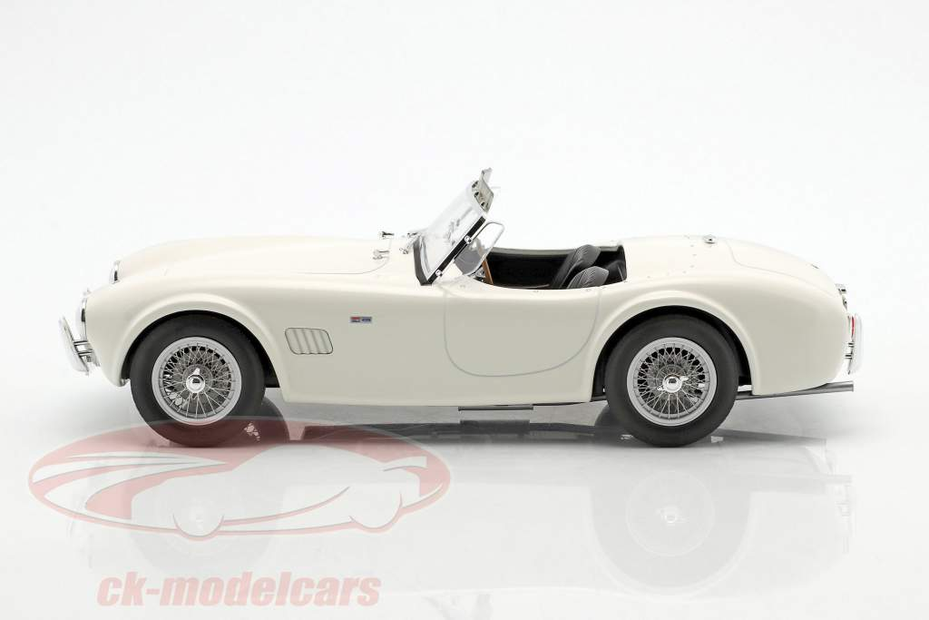 AC Cobra 289 year 1963 white 1:18 Norev