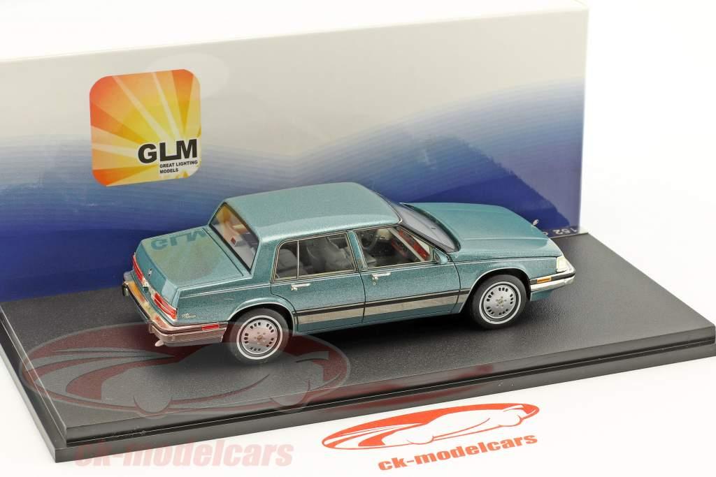 Buick Electra Park Avenue vert métallique 1:43 GLM