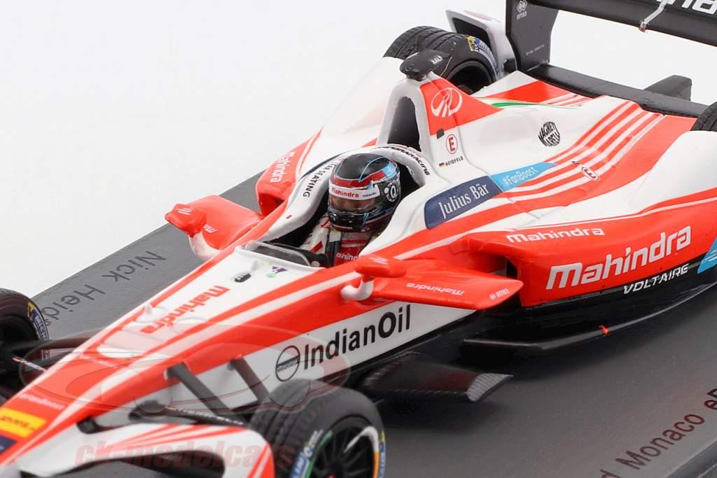 Nick Heidfeld #23 3 ° Monaco ePrix Season 3 formula E 2016/17 1:43 Spark