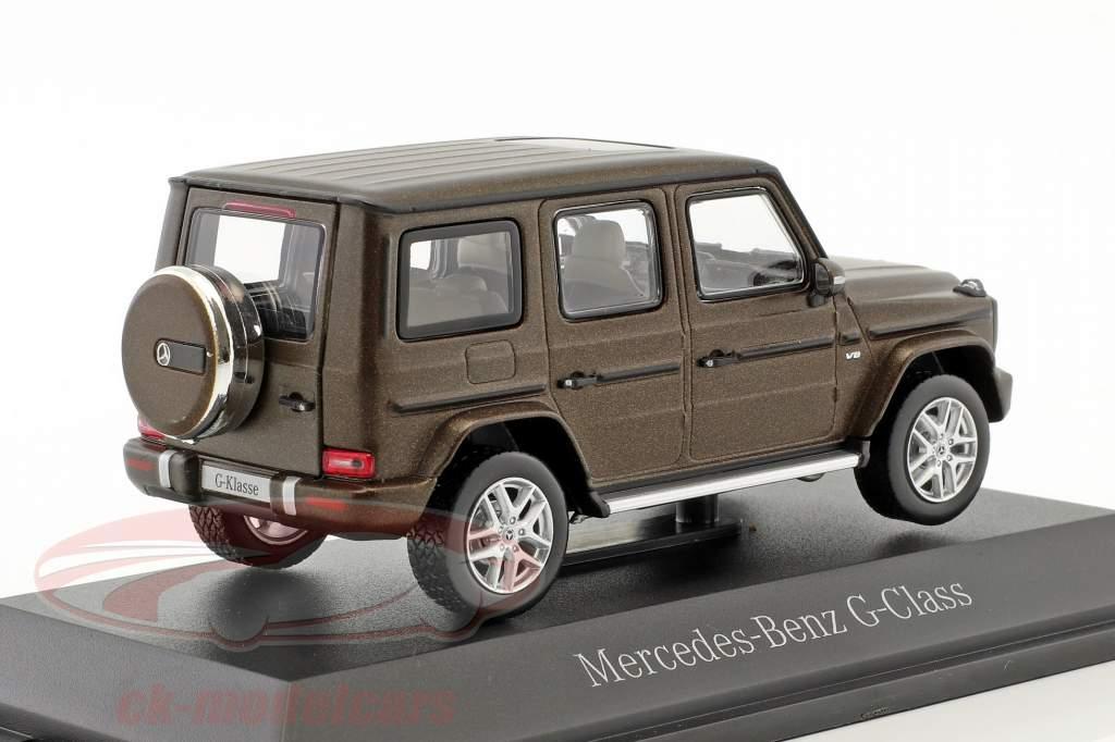 Mercedes-Benz Classe G (W463) designo citrino marrone magno 1:43 Norev