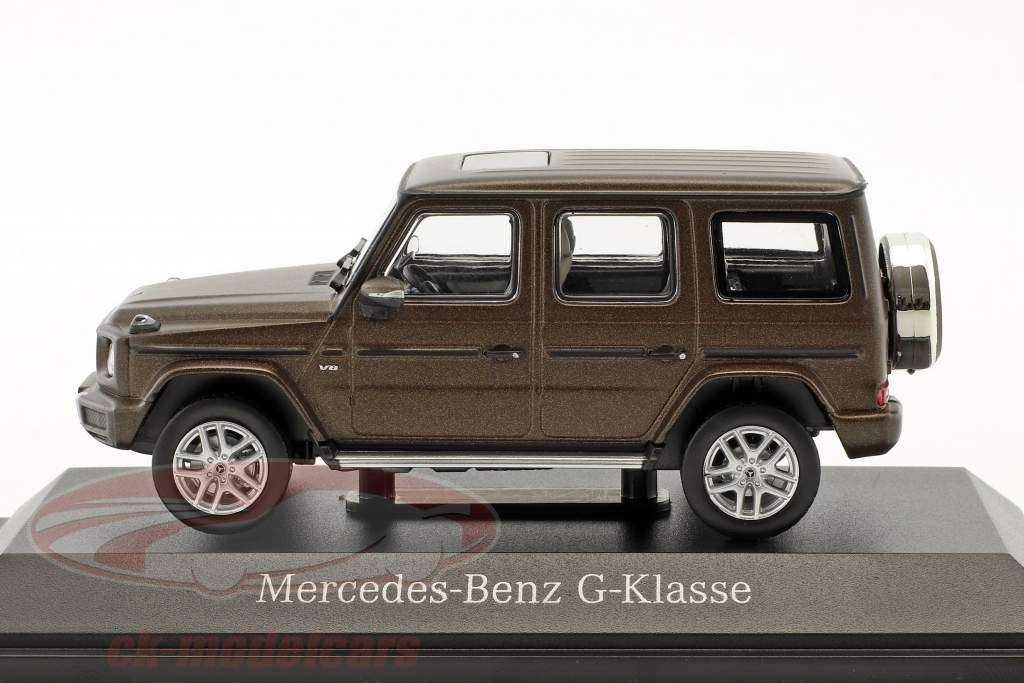 Mercedes-Benz G-Klasse (W463) designo citrinbraun magno 1:43 Norev