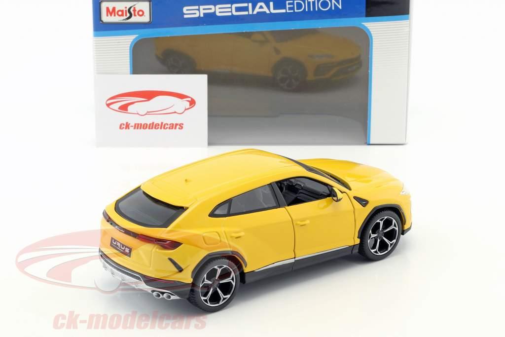 Lamborghini Urus geel 1:24 Maisto