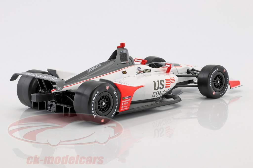 Marco Andretti Honda #98 IndyCar Series 2018 Andretti Herta Autosport 1:18 Greenlight