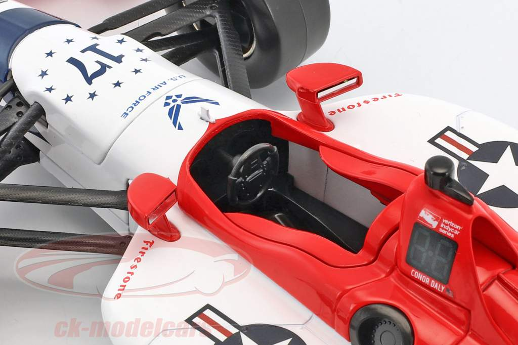 Conor Daly Honda #17 IndyCar Series 2018 Dale Coyne Racing 1:18 Greenlight