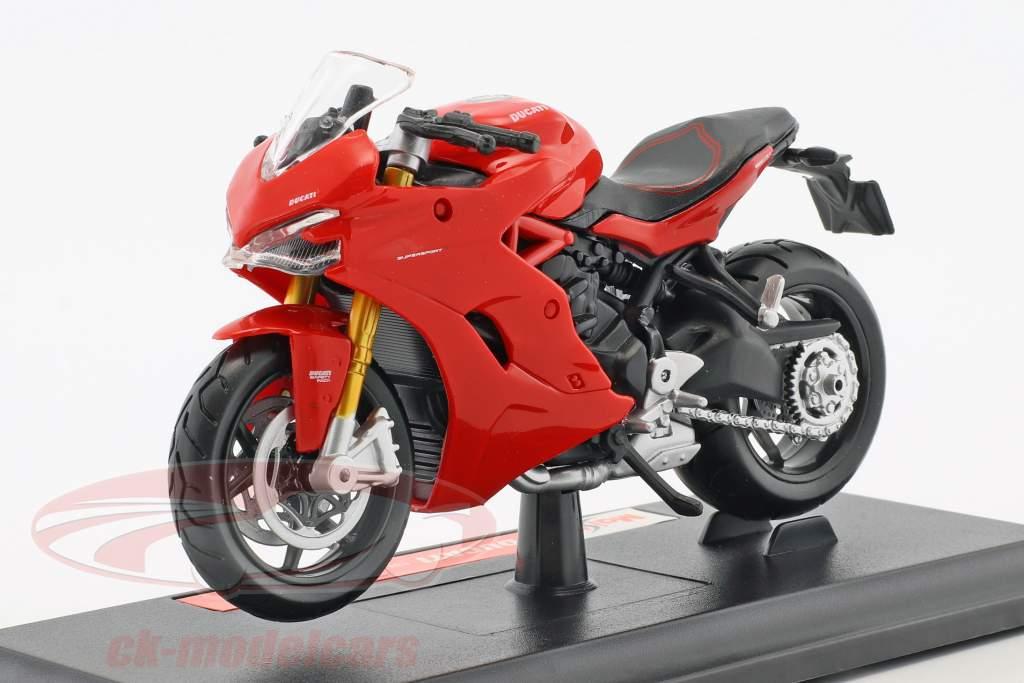 Ducati Supersport S red 1:18 Maisto