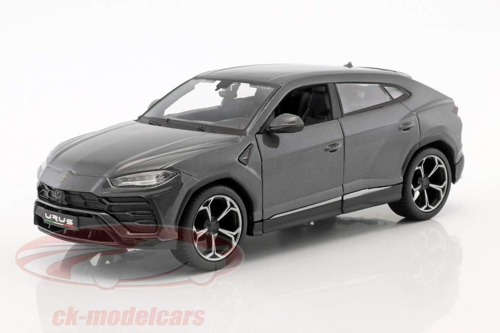 Lamborghini Urus gris métallique 1:24 Maisto