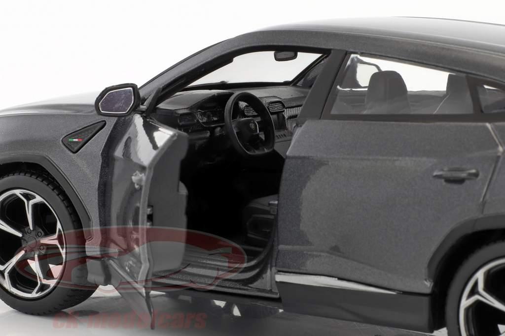 Lamborghini Urus cinza metálico 1:24 Maisto