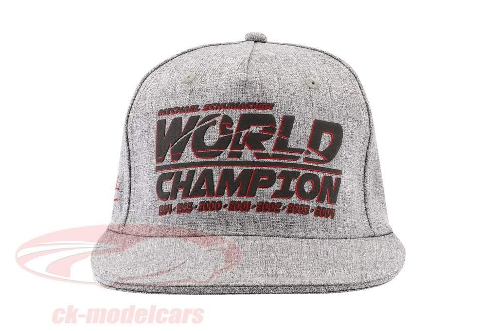 Michael Schumacher Cap Racing / Formel 1 World Champion 1994, 1995, 2000, 2001, 2002, 2003, 2004