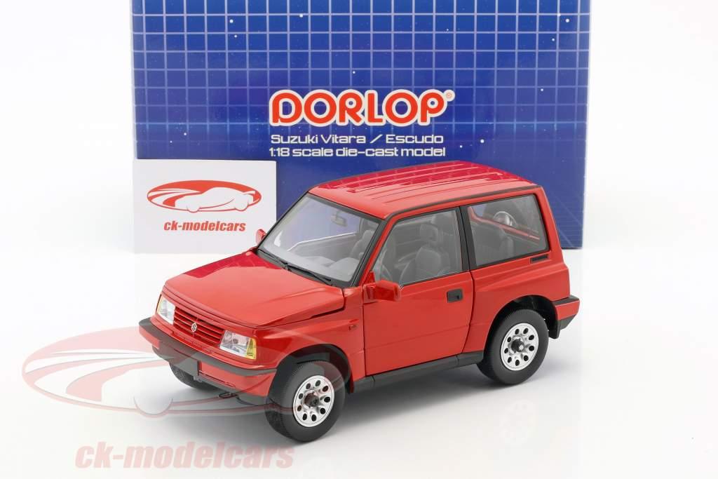 Suzuki Vitara / Escudo LHD red 1:18 Dorlop