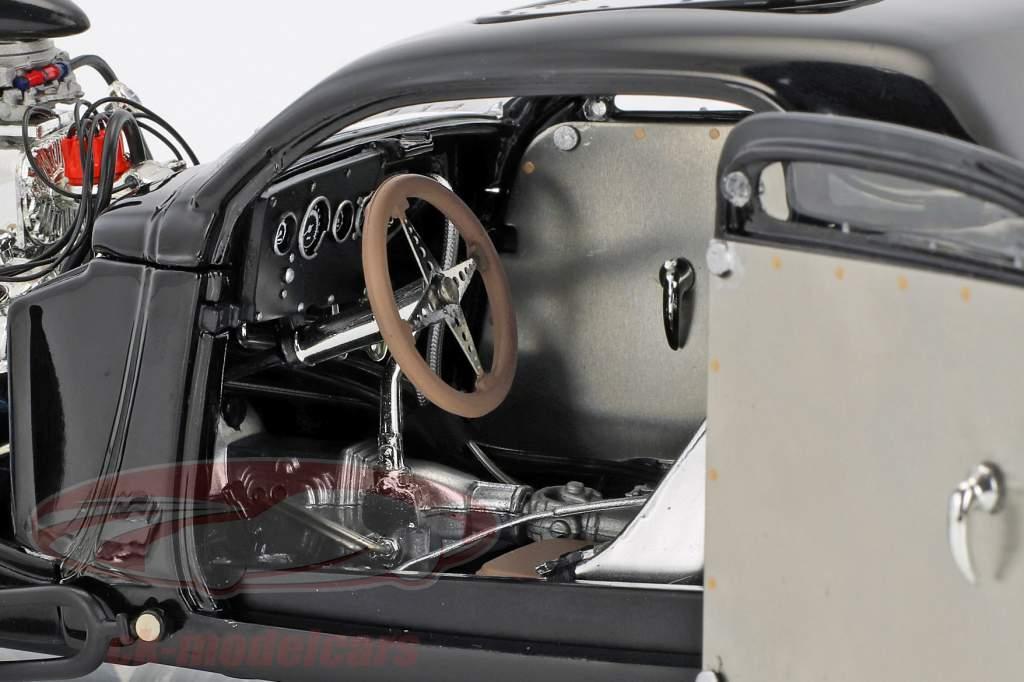 Blown Altered Coupe Outlaw année de construction 1934 noir 1:18 GMP