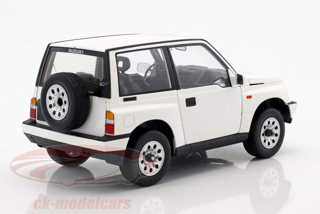 Suzuki Vitara / Escudo LHD White 1:18 Dorlop