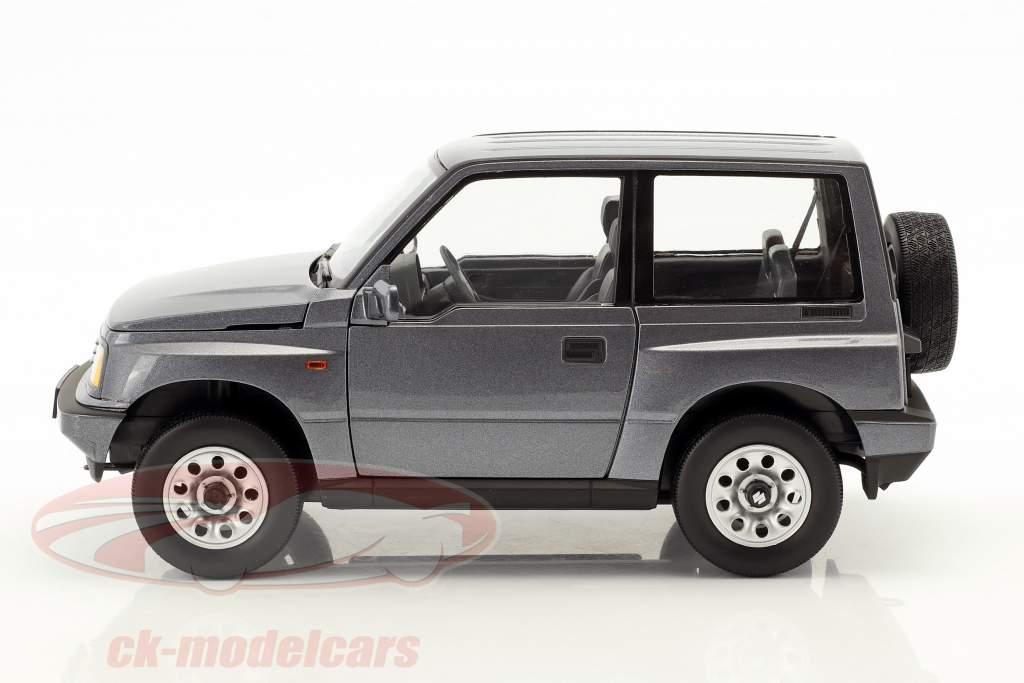 Suzuki Vitara / Escudo LHD gris 1:18 Dorlop