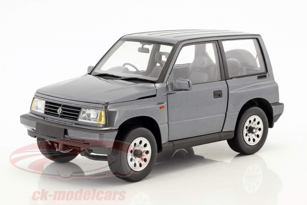 Suzuki Vitara / Escudo RHD gray 1:18 Dorlop