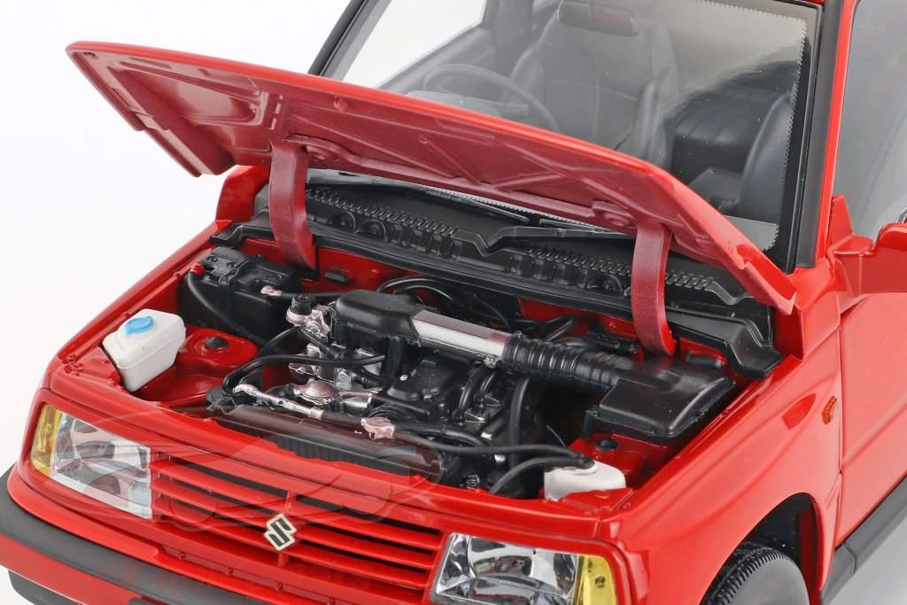 Suzuki Vitara / Escudo RHD rot 1:18 Dorlop