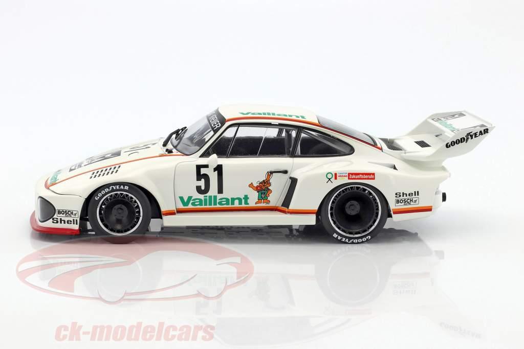 DRM zolder wollek 1977 Vaillant 1:18 norev Porsche 935 #51