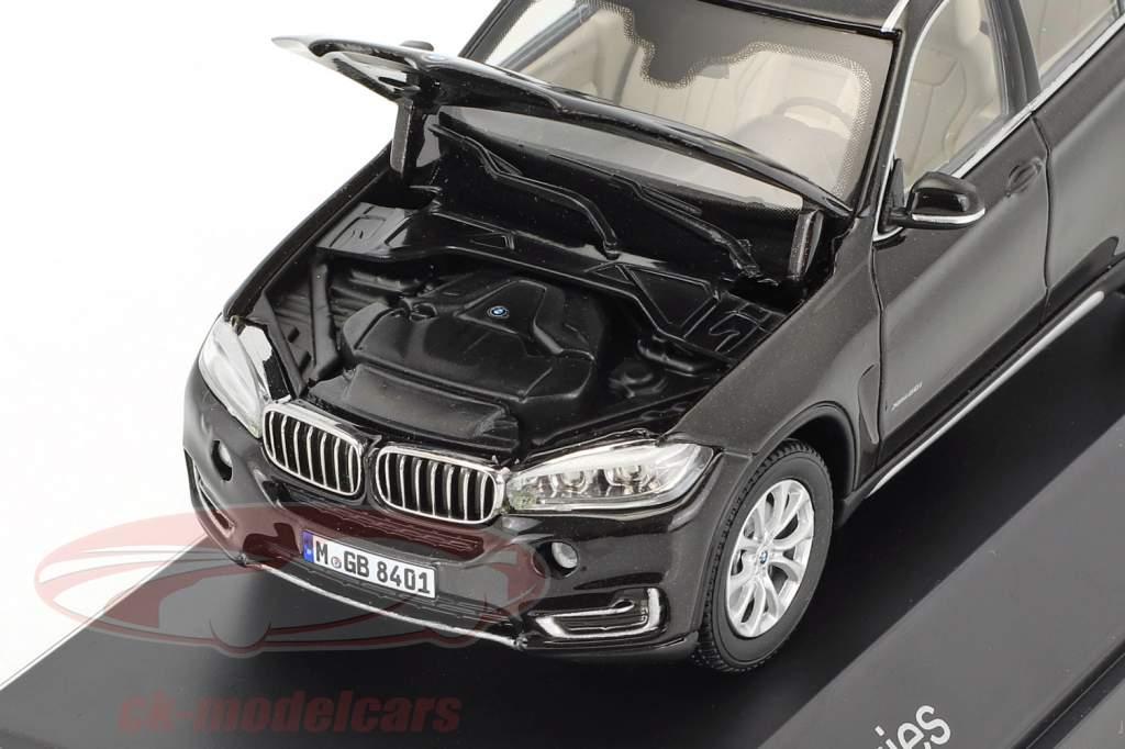 BMW X5 Series (F15) sparkling brown 1:43 ParagonModels