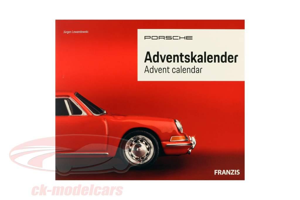 Porsche avvento calendario 2018: la Porsche sotto la tua Natale albero in solo 24 passaggi