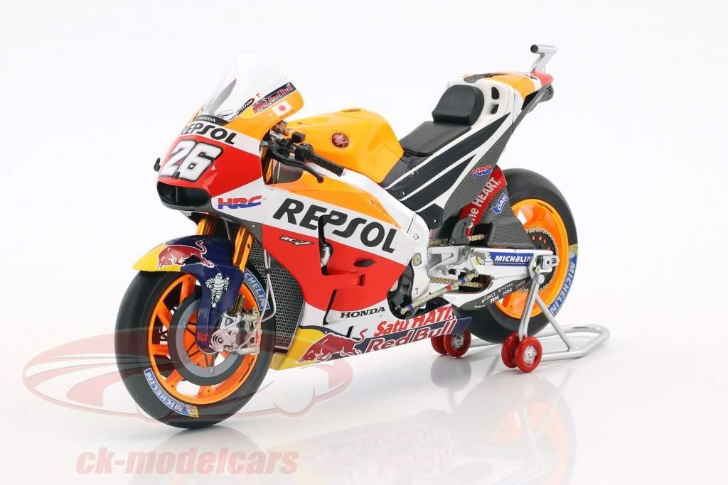 Dani Pedrosa Honda RC213V #26 vincitore San Marino MotoGP 2016 1:12 Spark