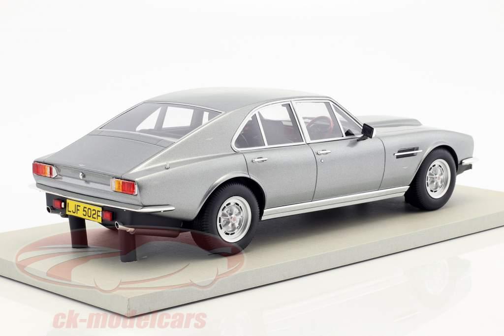 Aston Martin Lagonda anno di costruzione 1974 argento 1:18 LS Collectibles