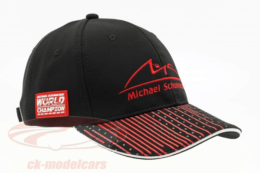 Michael Schumacher Cap Speedline black