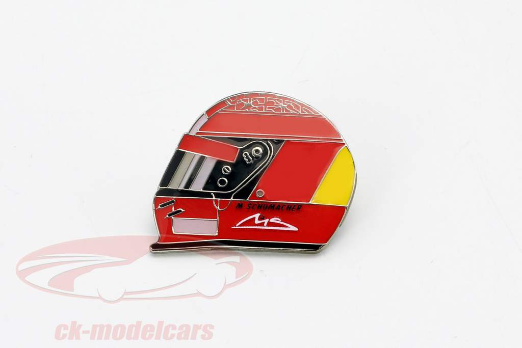 Michael Schumacher Pin casque 2000 rouge