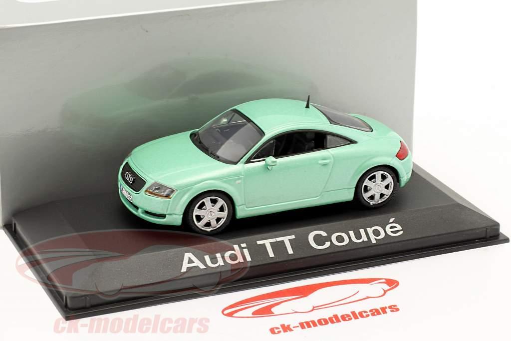 Audi TT Coupe Dakar Beige métallique 1:43 Minichamps