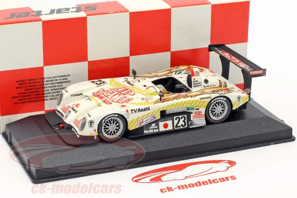 Panoz LMP-1 Roadster-S #23 24h LeMans 2000 Suzuki, Kageyama, Kageyama 1:43 Starter