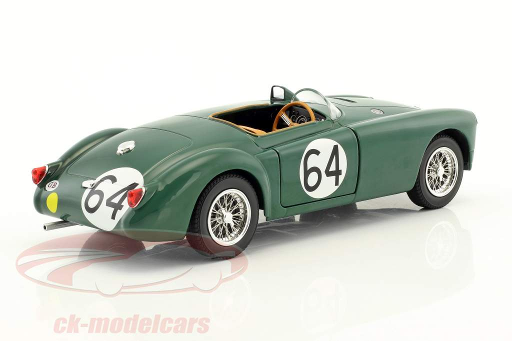 MG EX182 #64 24h LeMans 1955 Lund, Waeffler 1:18 Triple9
