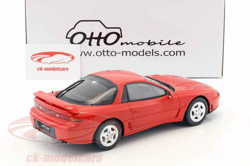 Mitsubishi GTO Twin Turbo year 1991 passion red 1:18 OttOmobile