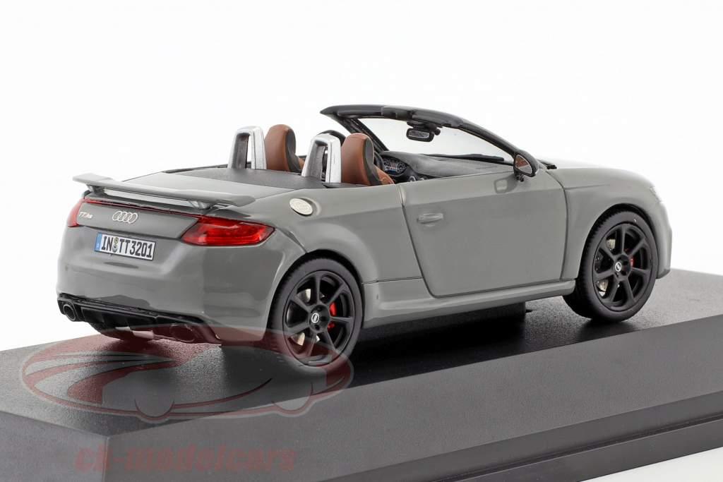 Audi TT RS Roadster nardo gris 1:43 iScale