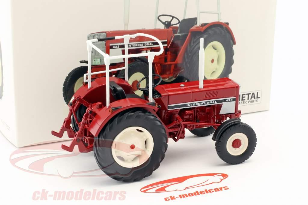 International 433 trattore con sicurezza contanti rosso 1:32 Schuco
